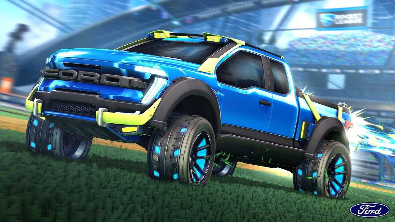 Annunciata la collaborazione tra Psyonix e Ford per Rocket League thumbnail