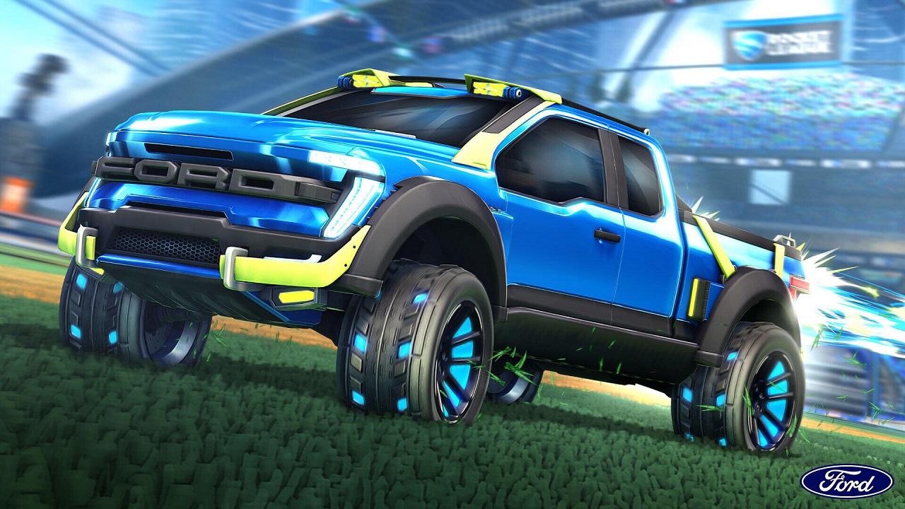Annunciata la collaborazione tra Psyonix e Ford per Rocket League thumbnail