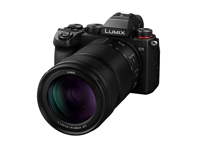 Lumix S5 e il nuovo teleobiettivo 70-300