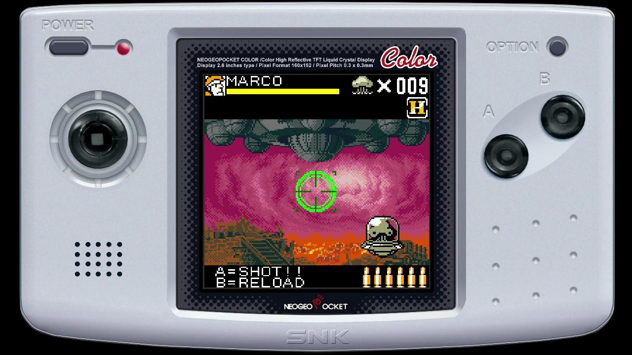 SNK VS. CAPCOM: The Match of the Millennium arriva su Nintendo Switch thumbnail