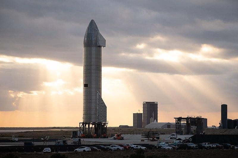 prototipo navicella Starship SN9 SpaceX