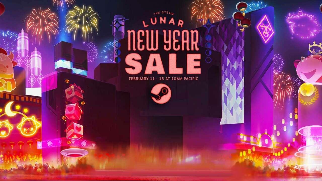 Arrivano gli sconti del Nuovo Anno Lunare su Steam thumbnail