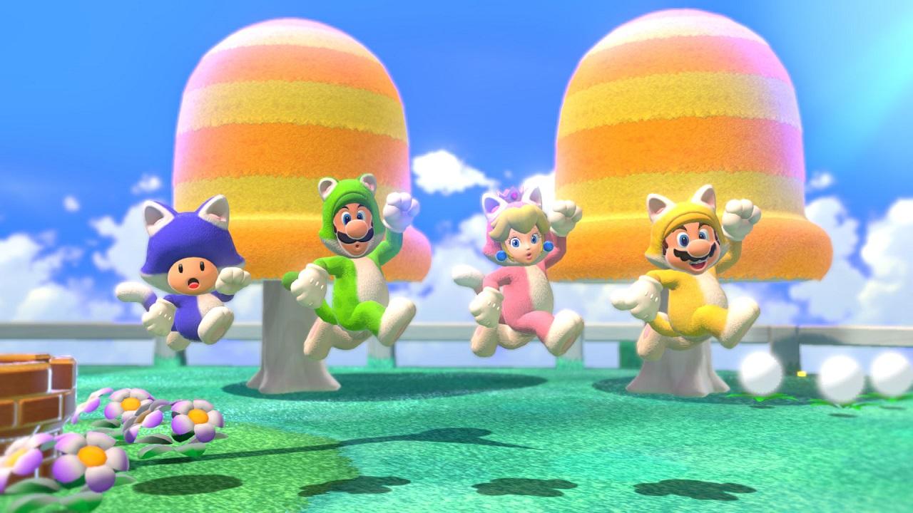 Super Mario 3D World + Bowser's Fury celebra la Festa del Gatto thumbnail