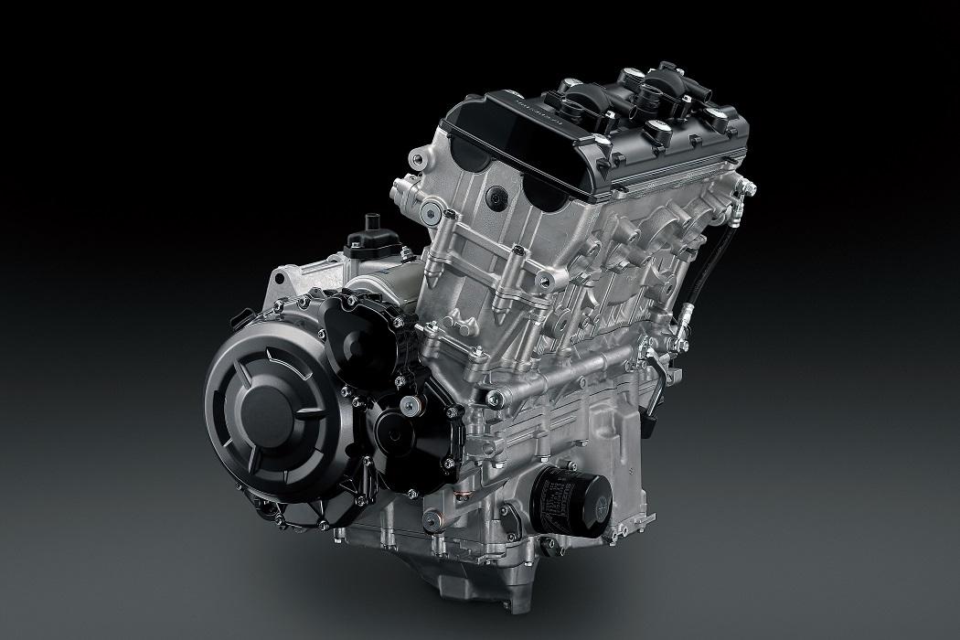 Motore Suzuki Hayabusa 2021