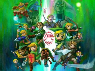 The Legend of Zelda 35 anni speciale