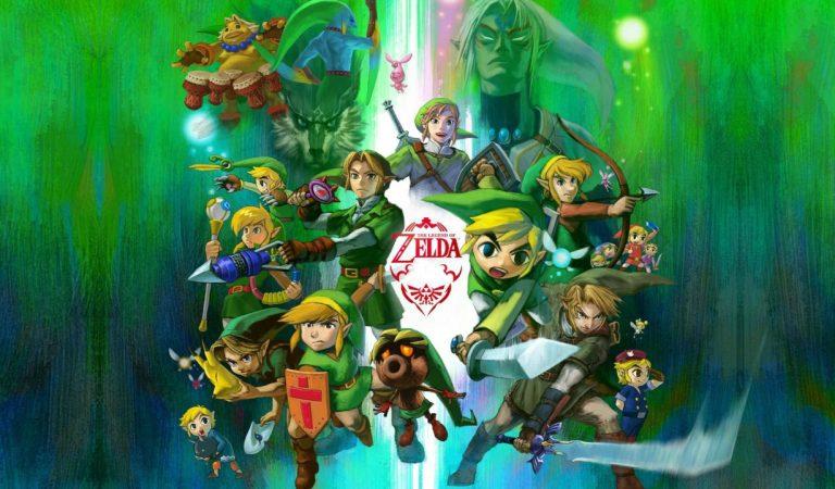 Speciale The Legend of Zelda: 35 anni di videogiochi