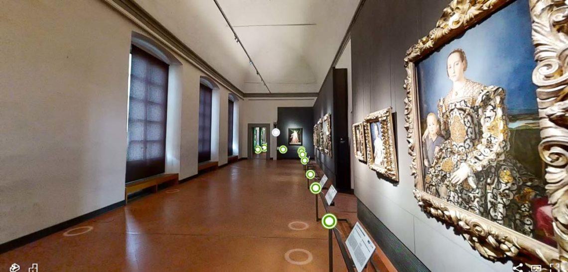Uffizi-Firenze-tour-virtuale-musei-Tech-Princess