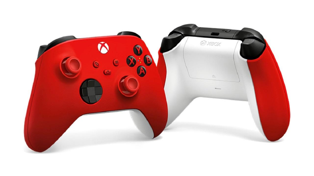 Il nuovo Controller Wireless per Xbox Pulse Red è il regalo perfetto per San Valentino thumbnail