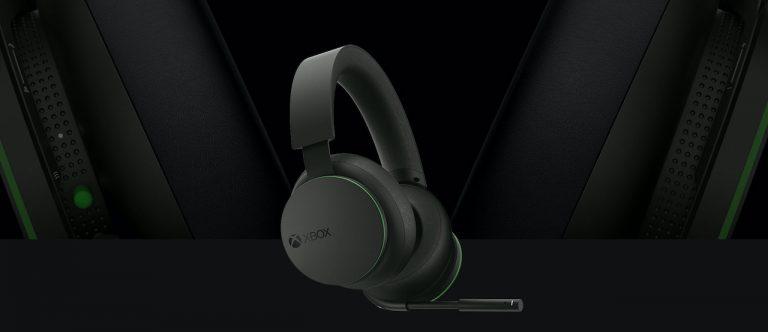 Xbox Wireless Headset cuffie