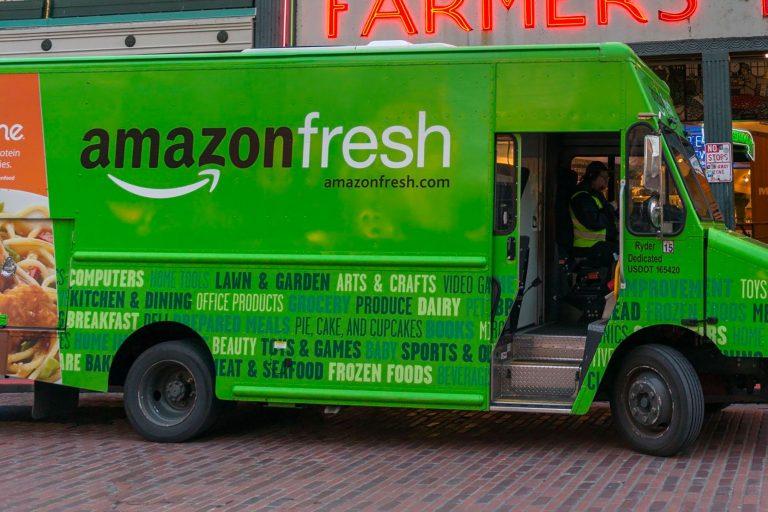 Amazon Fresh arriva a Roma