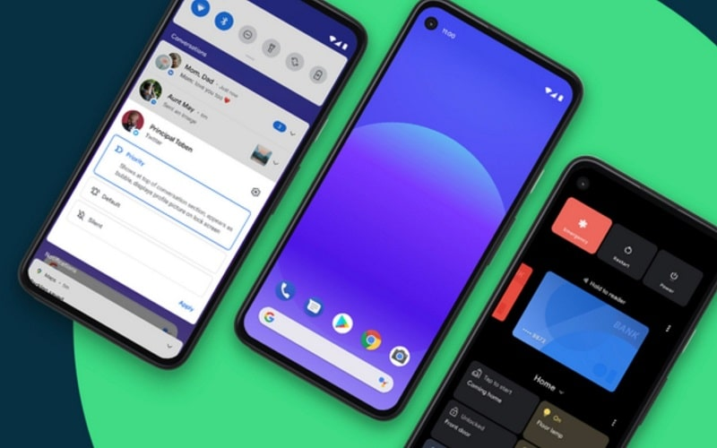 android 12 beta