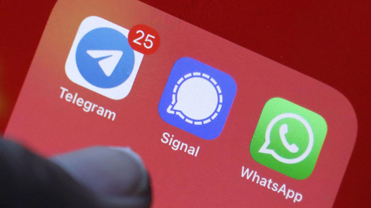 WhatsApp vs Telegram vs Signal: qual è l'app di messaggistica più sicura? thumbnail