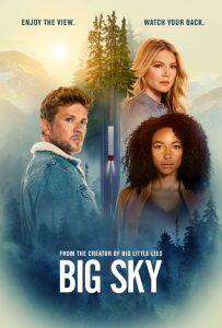 big sky serie tv star disney +
