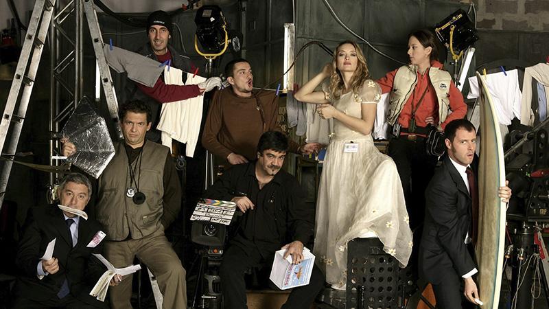 boris il cast della prima stagione
