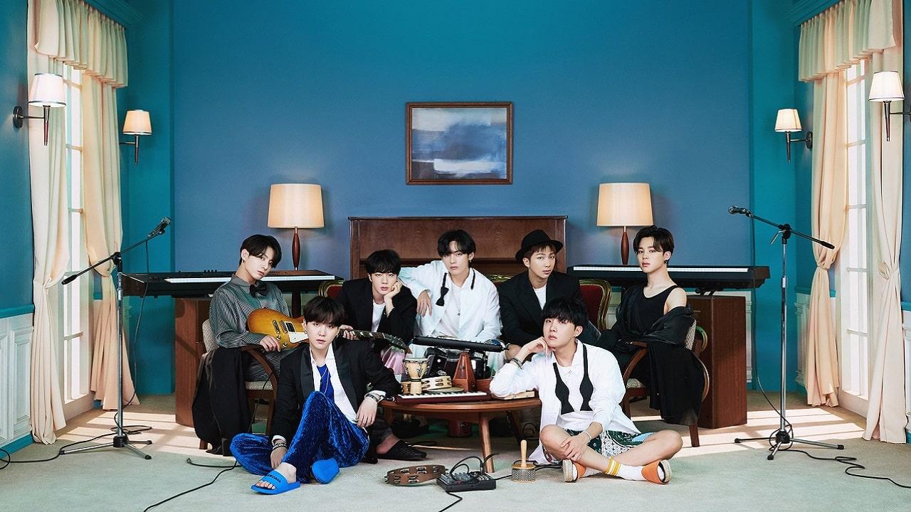 MTV annuncia lo speciale Unplugged dei BTS thumbnail