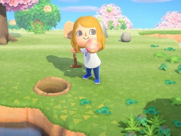 caccia al tesoro animal crossing