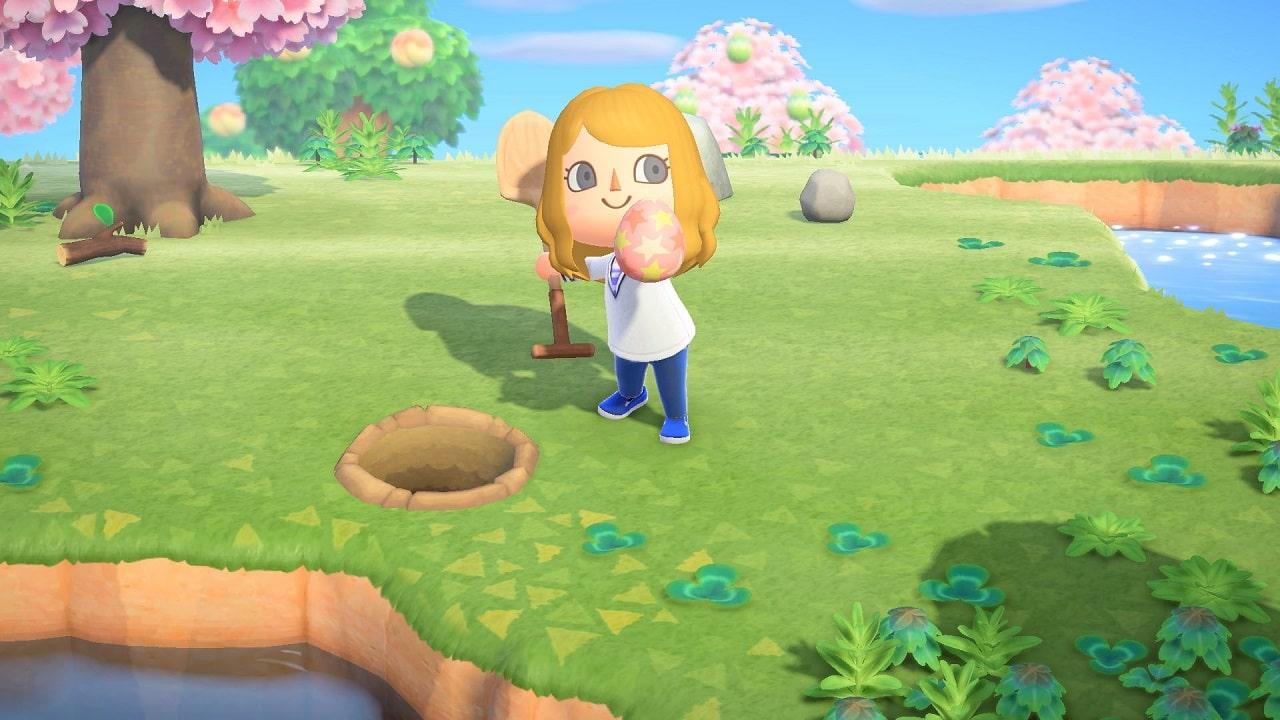 Una settimana di caccia al tesoro su Animal Crossing thumbnail