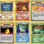 carte Pokémon ristampa