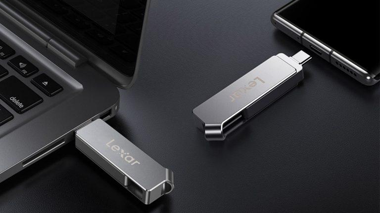 chiavetta USB Lexar JumpDrive D30c