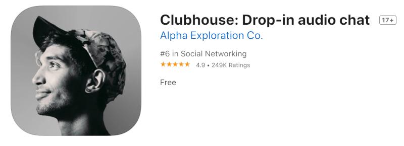 clubhouse app italia