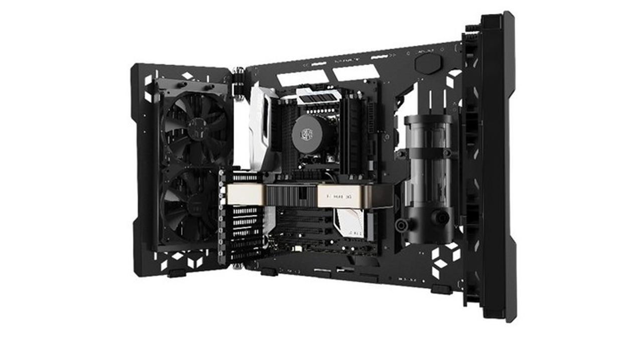 cooler master masterframe 700 case pc