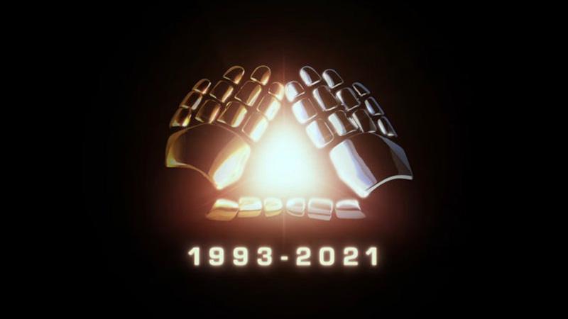 daft punk 1993-2021 addio immagine