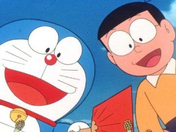 Doraemon e Nobita, anime
