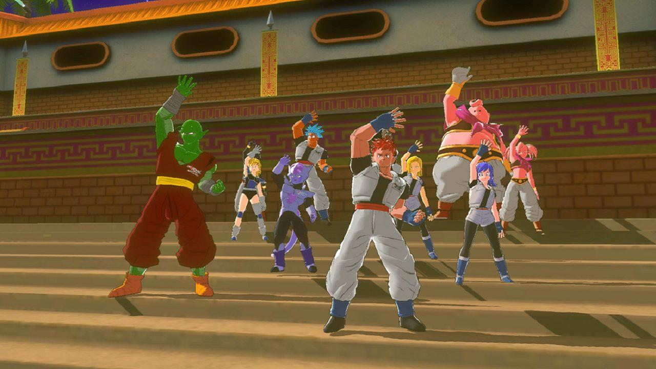 Dragon Ball Games Battle Hour sarà il primo evento online della serie thumbnail