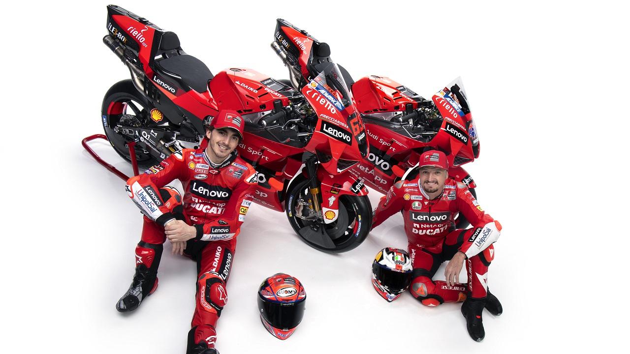 Ducati Corse e Riello UPS rinnovano la loro partnership thumbnail