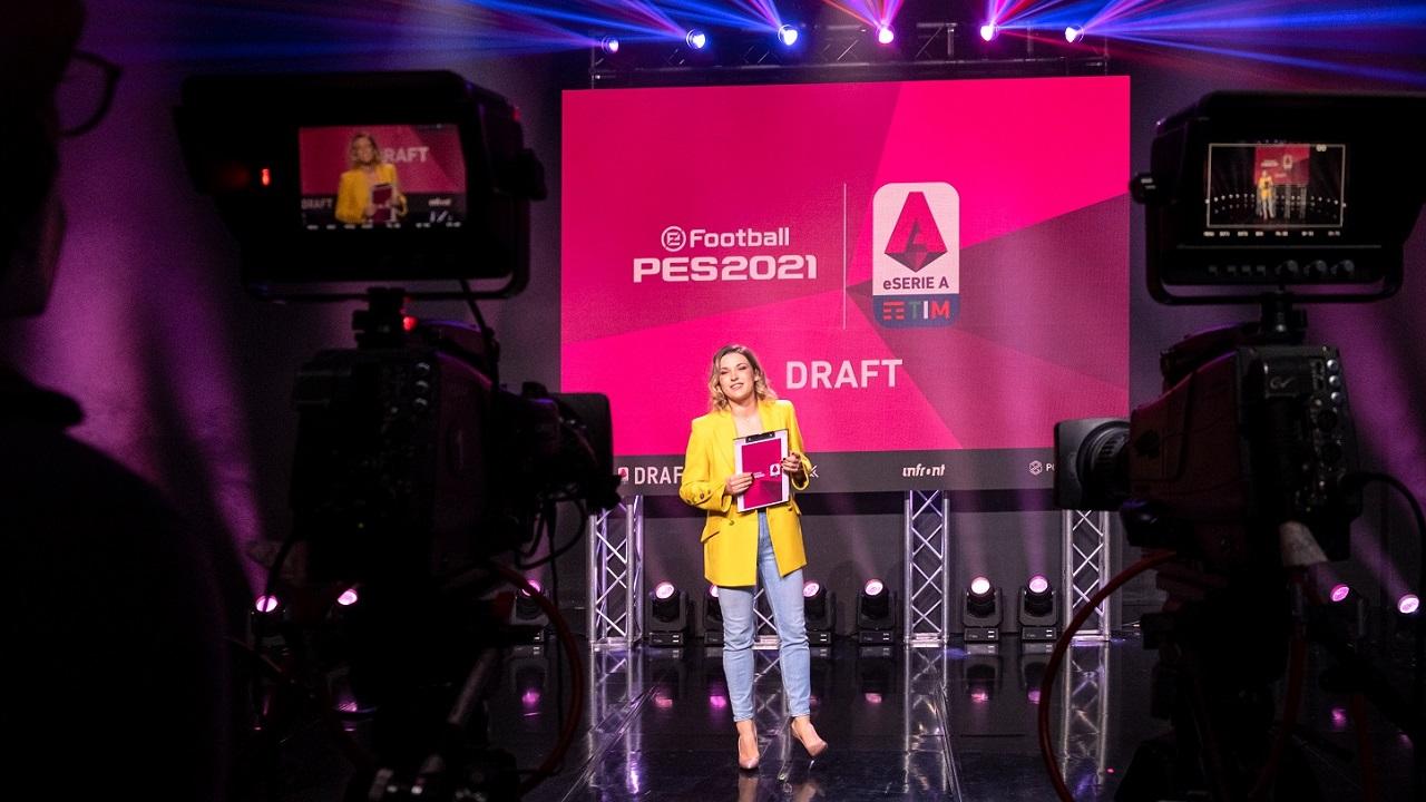 eFootball PES 2021: scelti i primi giocatori del campionato eSerie A TIM thumbnail