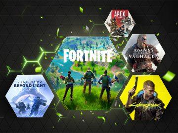 geforce now anniversario nuovi giochi