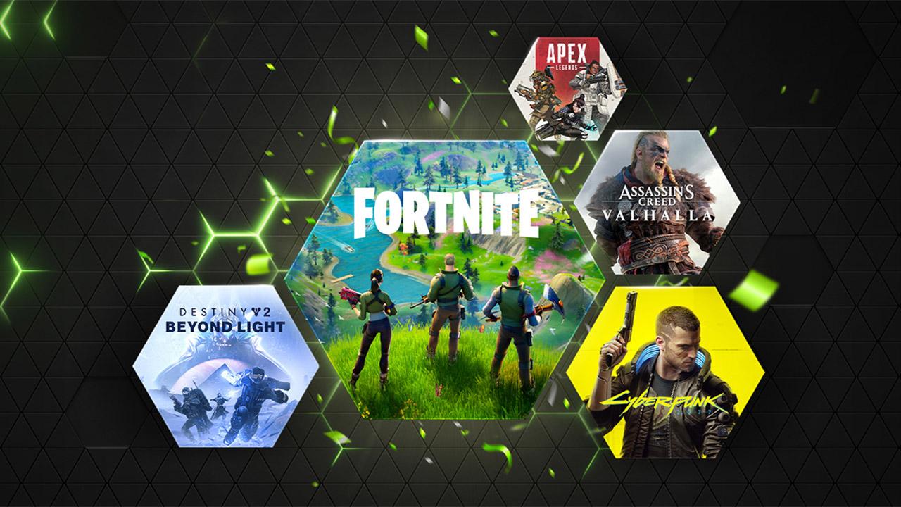 GeForce NOW festeggia un anno dal lancio con nuovi giochi e altre novità thumbnail