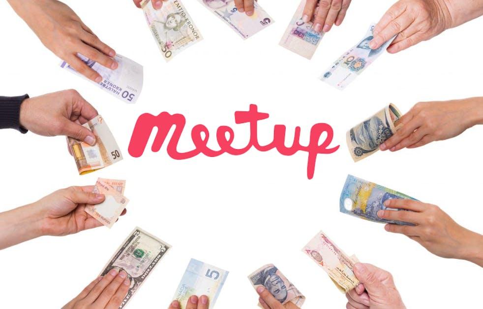 guadagnare con meetup