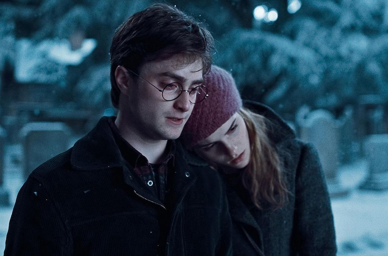 San Valentino harry potter hermione
