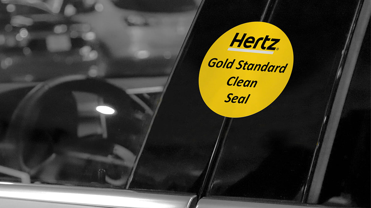 hertz gold standard clean seal