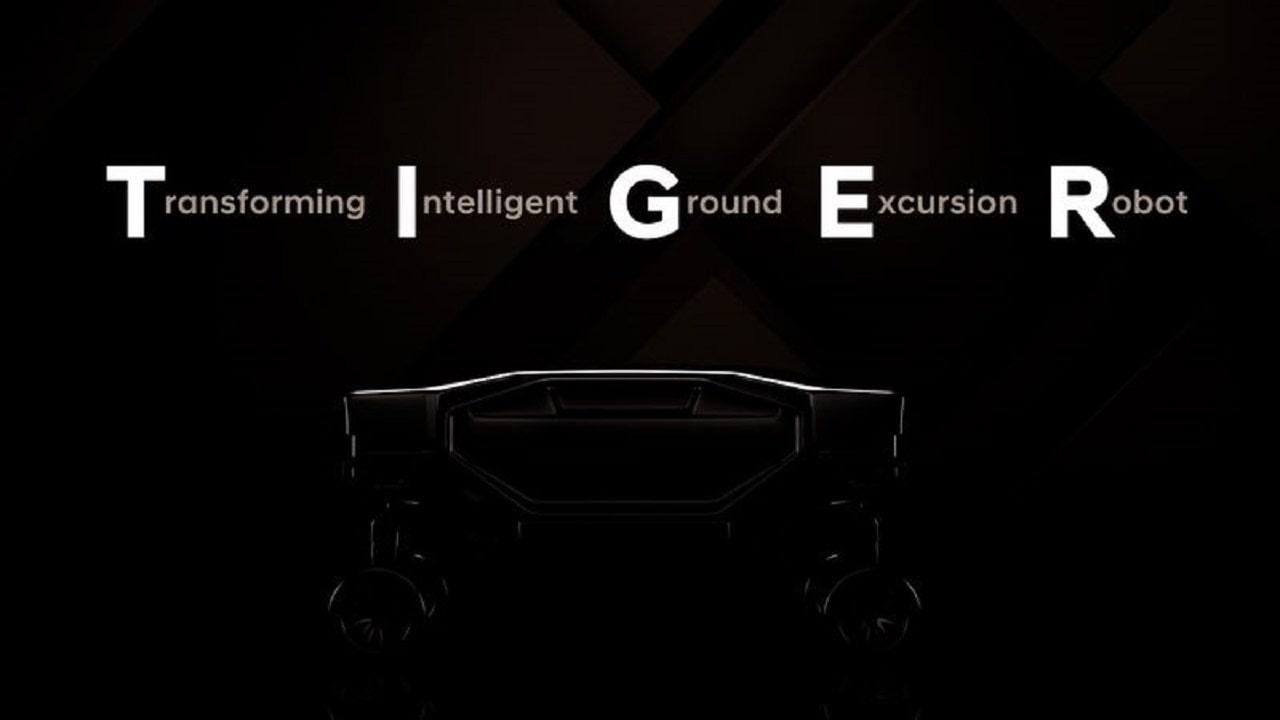 Hyundai presenta TIGER, l'auto che cammina con quattro gambe thumbnail
