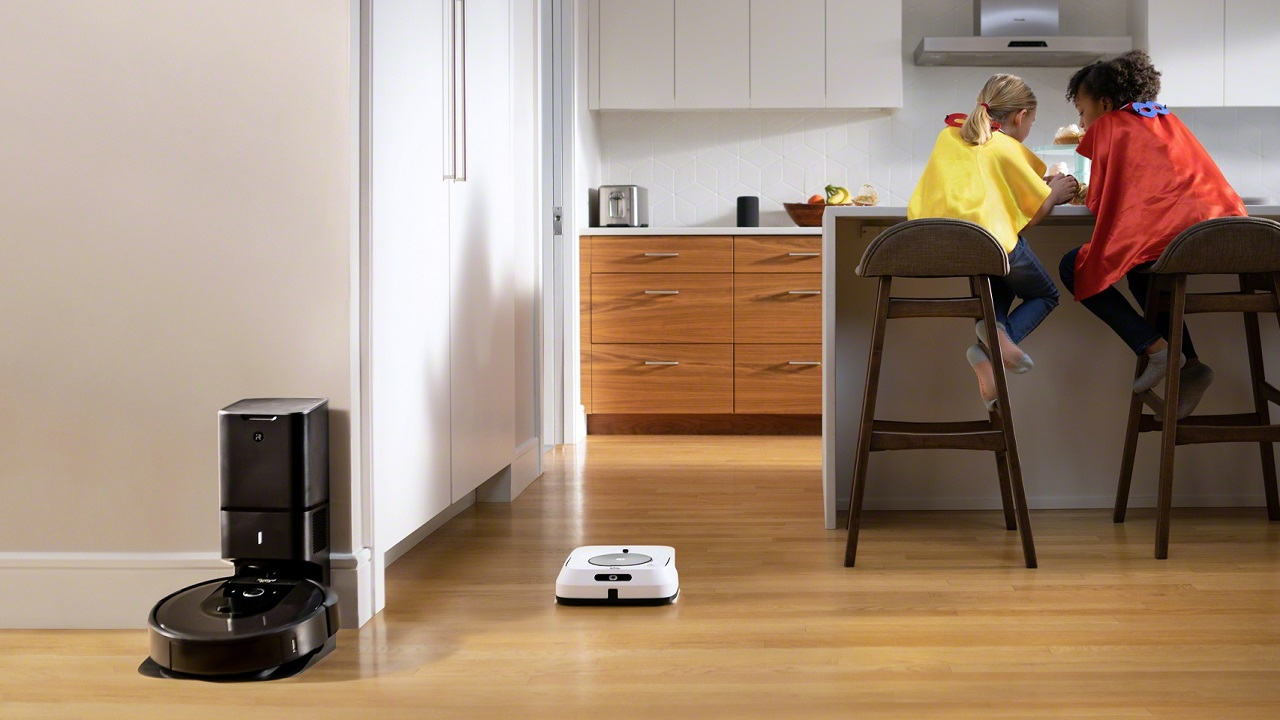 Passate un San Valentino a passo di Roomba thumbnail