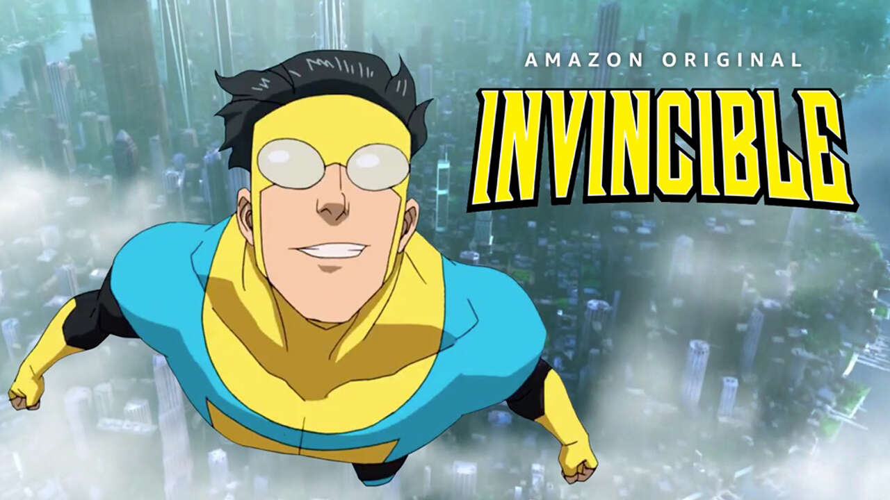 Invincible: trailer ufficiale per la nuova serie animata di Prime Video thumbnail