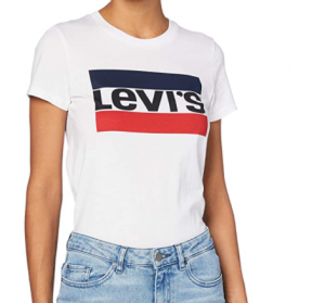 levis tshirt donna amazon