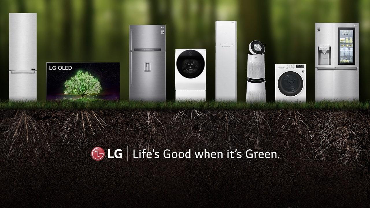 Elettrodomestici sostenibili, la ricerca LG racconta l'importanza dell'efficienza energetica thumbnail