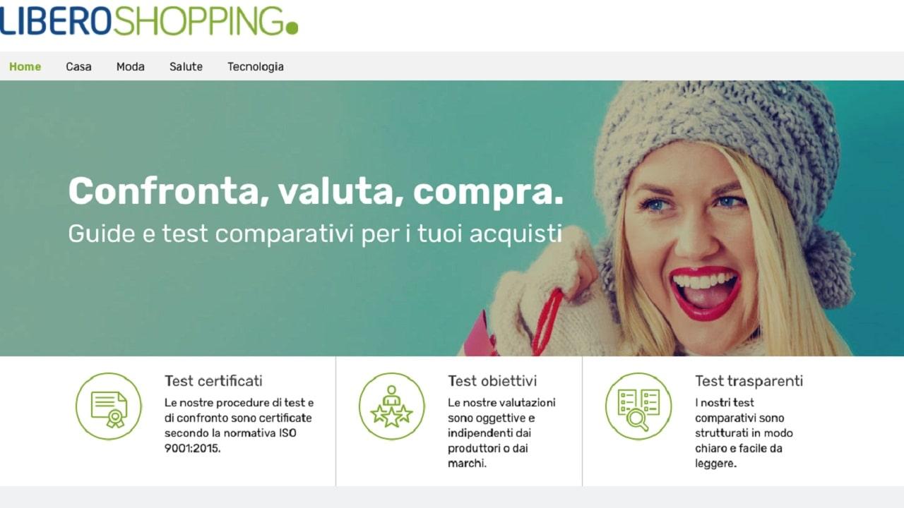 Libero Shopping: ecco il nuovo portale dedicato agli acquisti online thumbnail