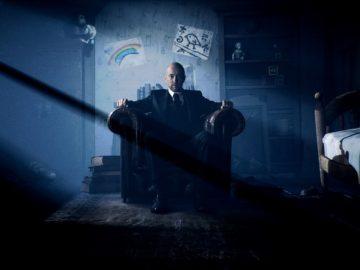 little nightmares 2 video Derren Brown