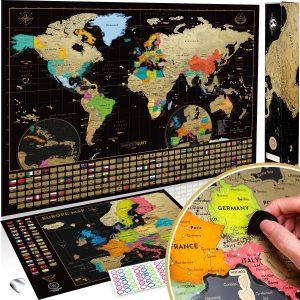 mappe grattare amazon regalo low cost