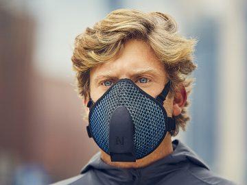 mascherina antismog Narvalo