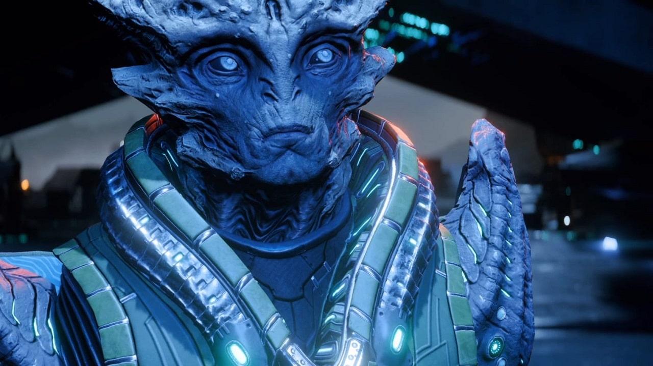 Alcune specie aliene scartate da Mass Effect Andromeda a causa del cosplay thumbnail
