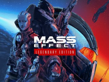 mass effect legendary edition data di uscita