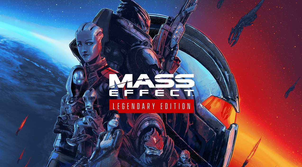 Mass Effect Legendary Edition ha finalmente una data di arrivo thumbnail