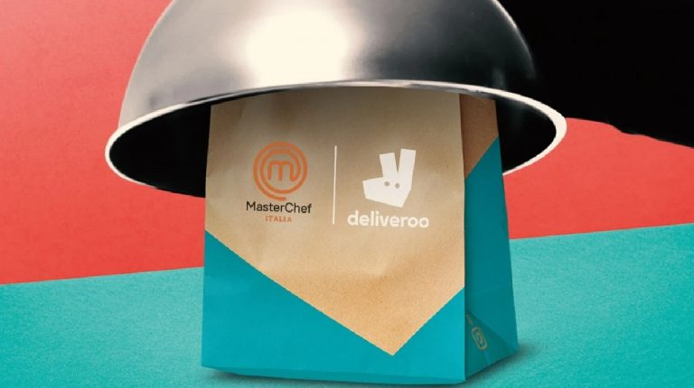 Deliveroo lancia un concorso a premi a tema Masterchef