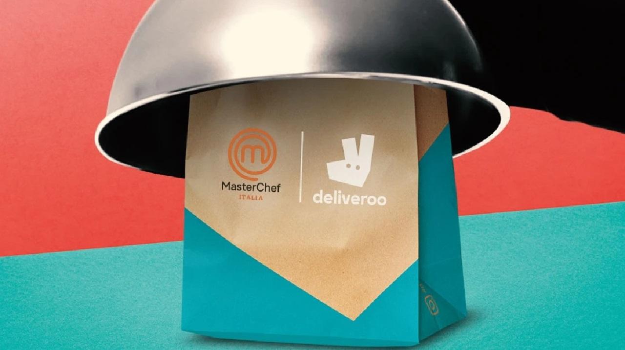 Prende il via il concorso Vinci Masterchef con Deliveroo thumbnail