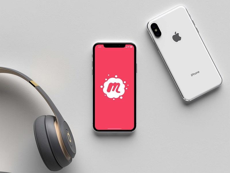 meetup app smartphone